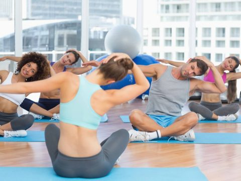 Pilates classes with BodyViva
