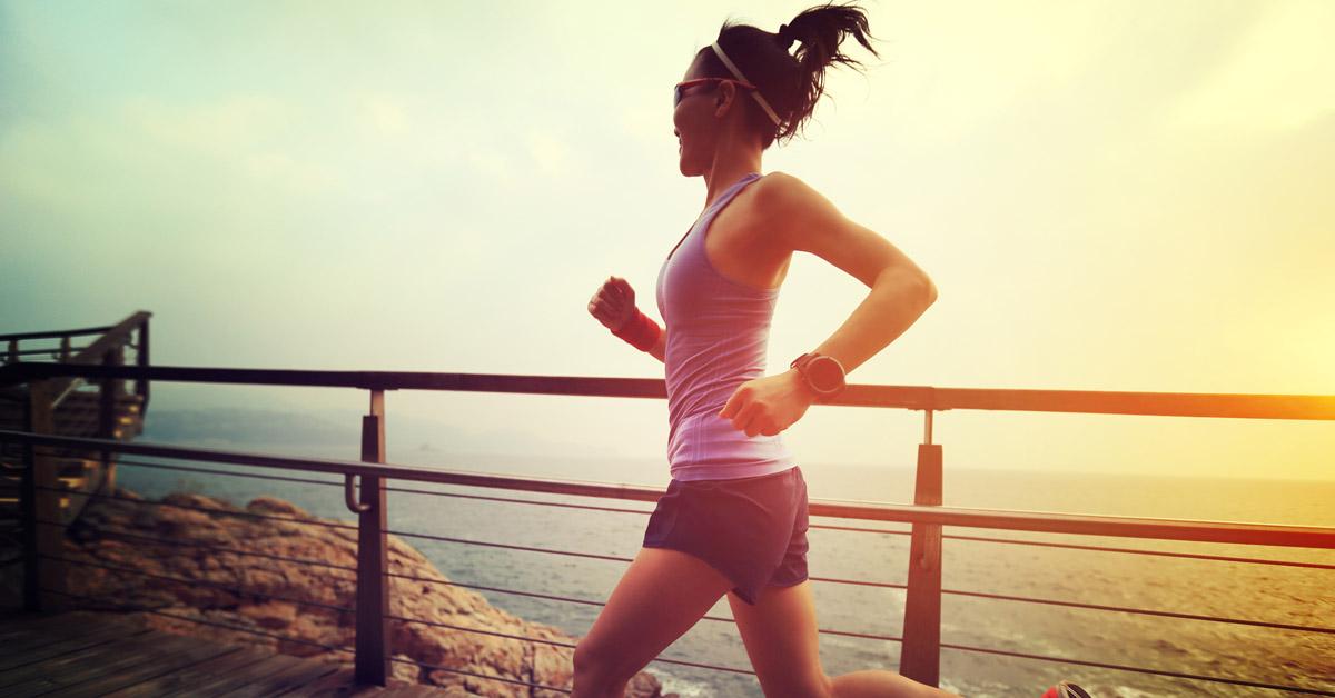 running along beach bodyviva private health insurance benefits
