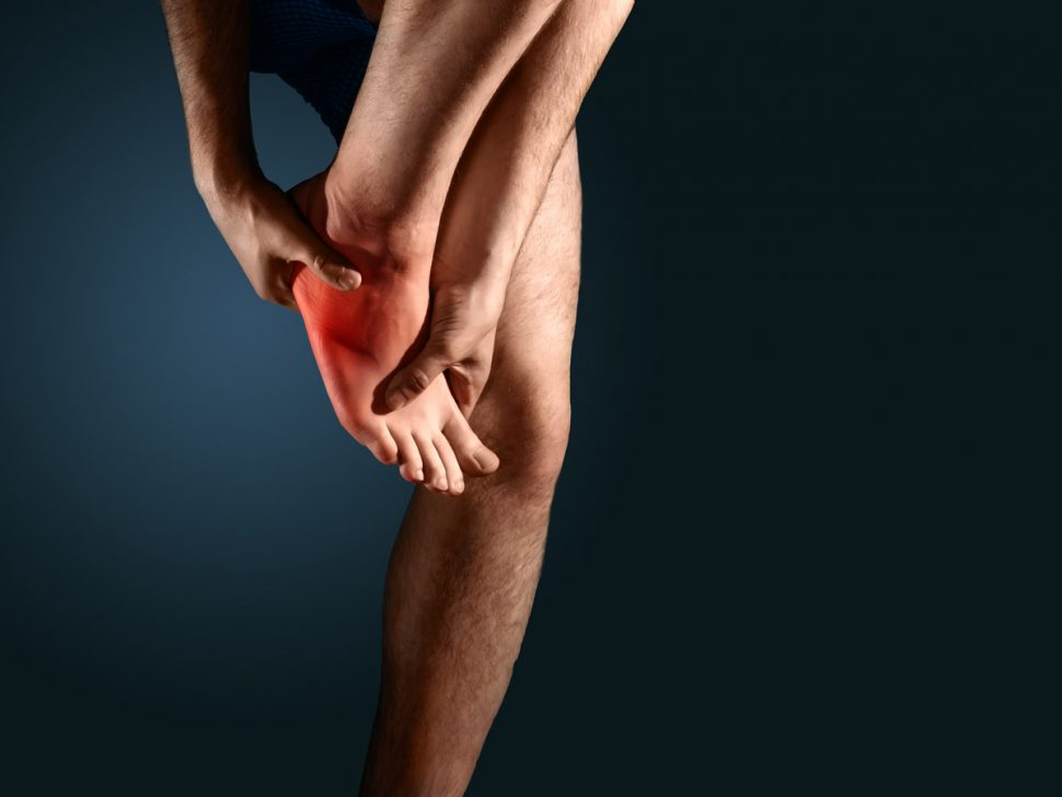 Conditions: Plantar Fasciitis - A common source of heel pain