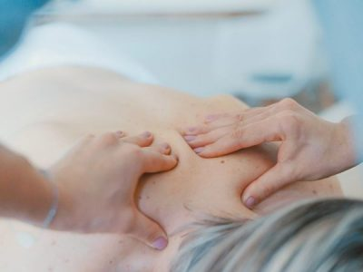 What are the different types of massage?