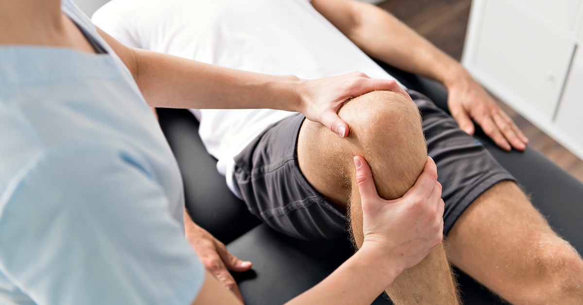 knee pain exercise good or bad pain