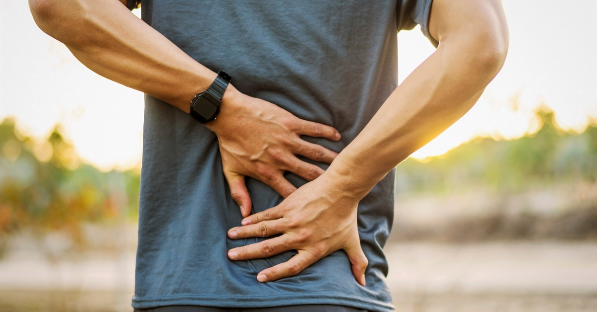 lower back pain exercise good or bad pain