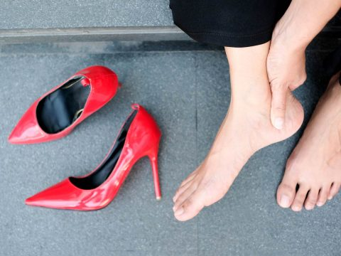 5 techniques to ease chronic heel pain