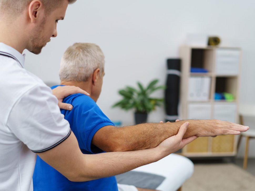 Shoulder Pain and Common Shoulder Problems