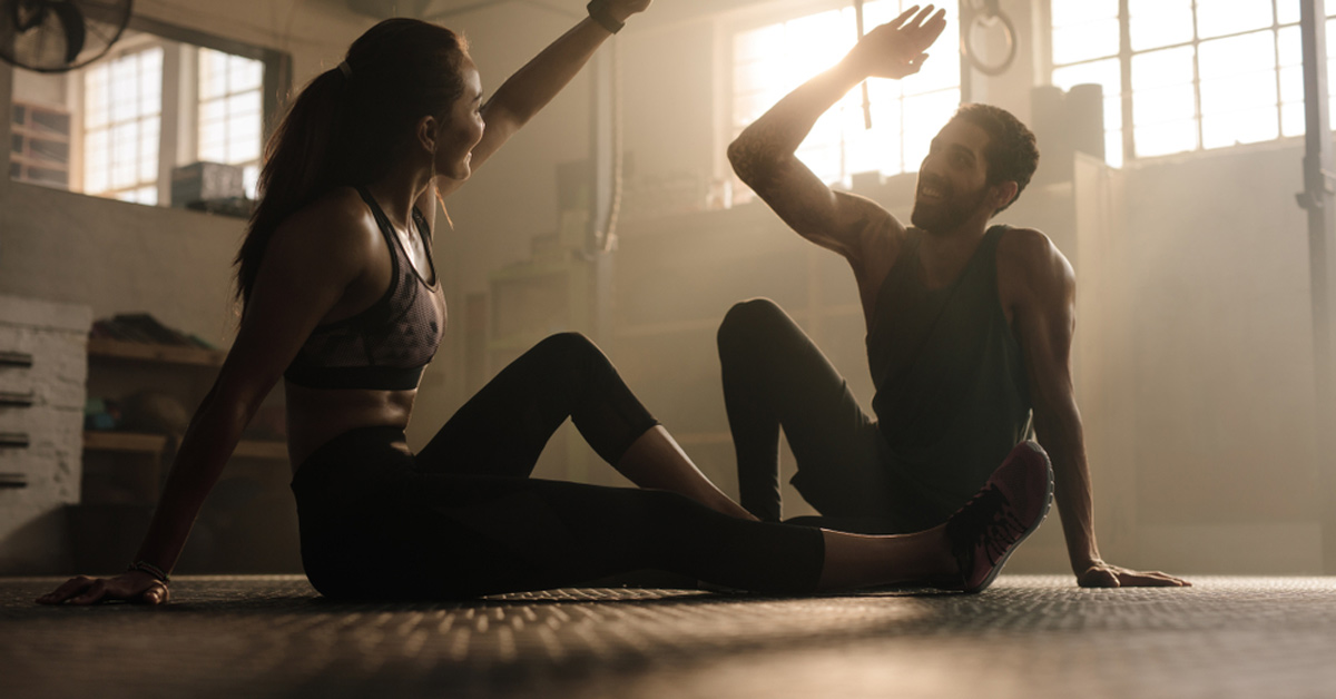finished workout bodyviva tips to reduce stress
