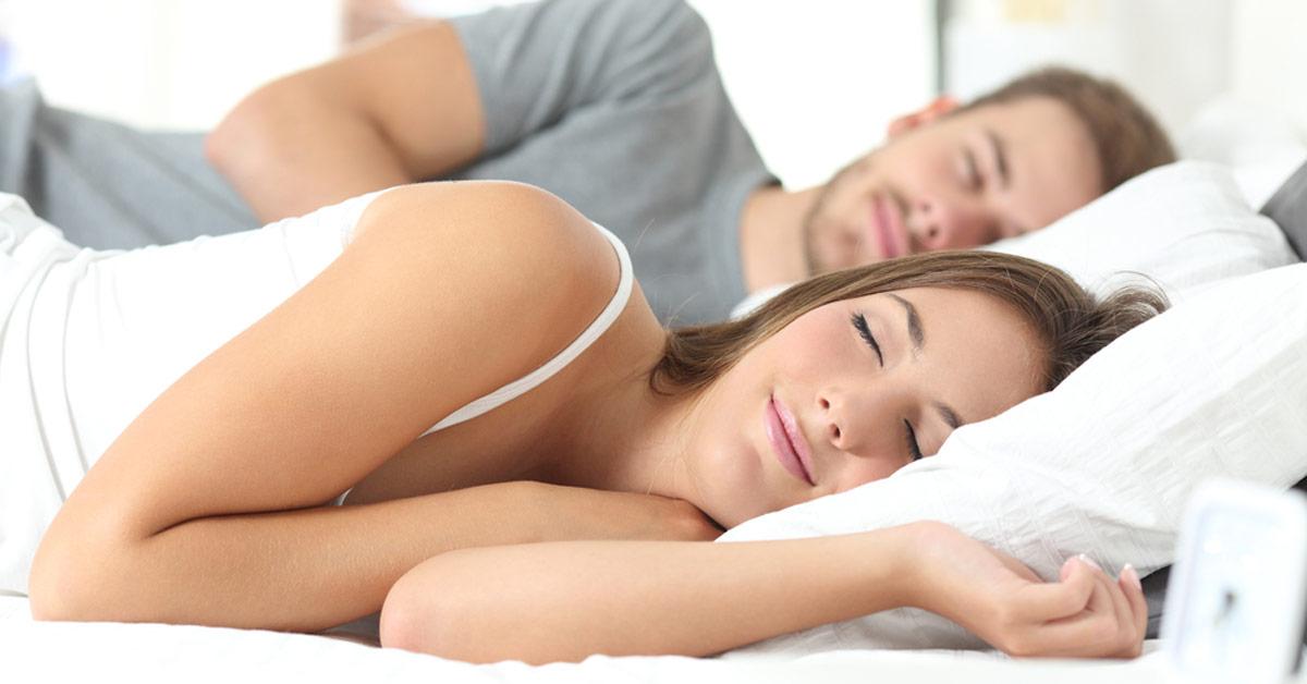 couple enjoying sleep why you need a good mattress BodyViva
