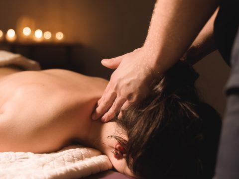 women having neck massage BodyViva
