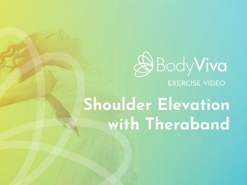 Shoulder Elevation with Theraband BodyViva