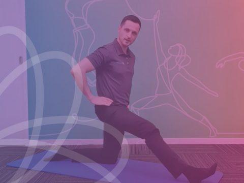 Hamstring Stretch BodyViva