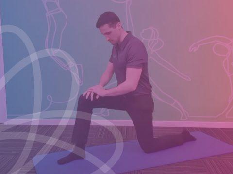 Hip Flexor Stretch BodyViva
