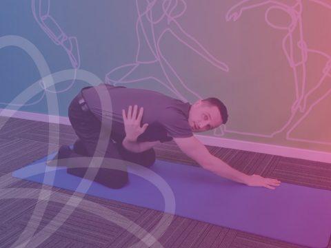 Latissimus Dorsi Stretch BodyViva