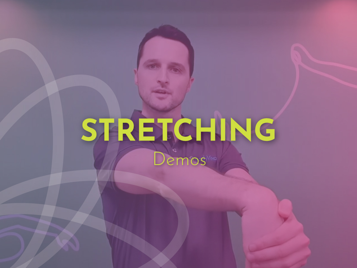 BodyViva Pain relieving tips stretching demos stretching tips