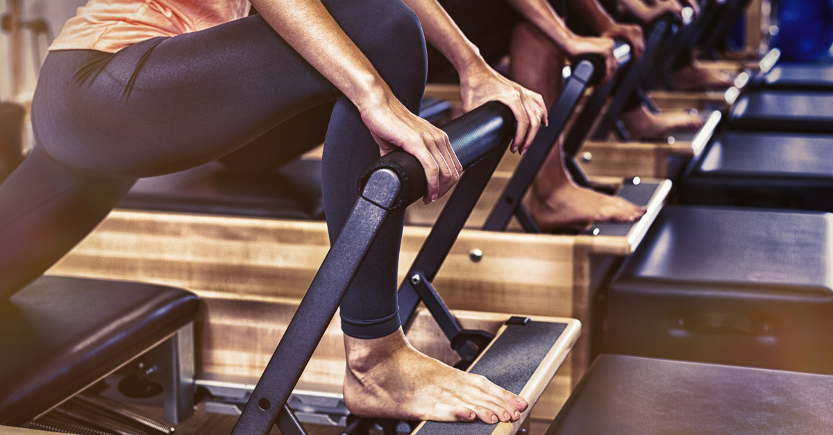 reformer pilates Local Activities to Help you Stay Active