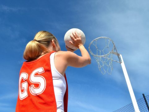 netball goal shooter BodyViva Local Sporting Teams To Keep You Fit & Healthy in Springwood