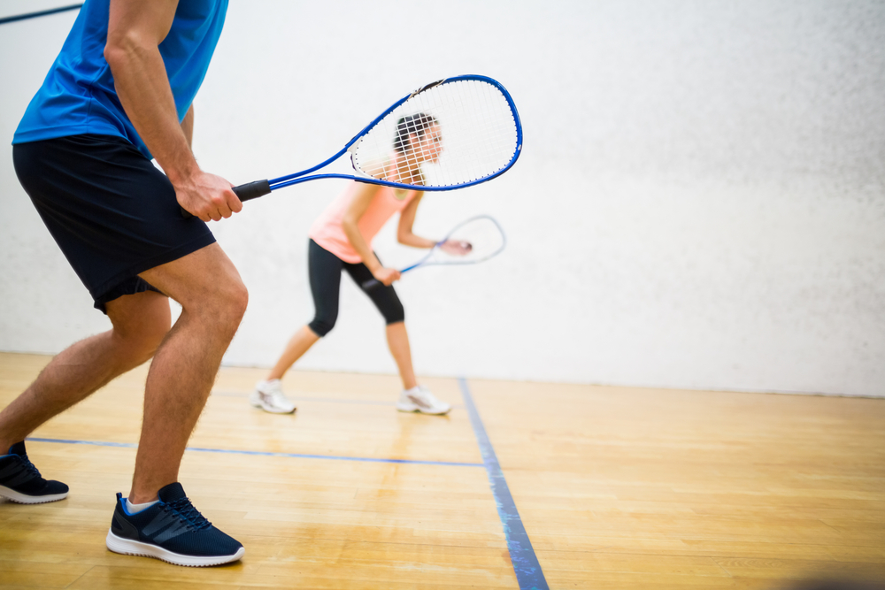 squash court BodyViva Local Sporting Teams To Keep You Fit & Healthy in Springwood