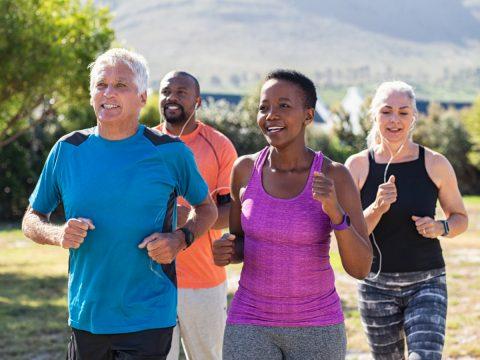 outdoor running group new years resolutions BodyViva