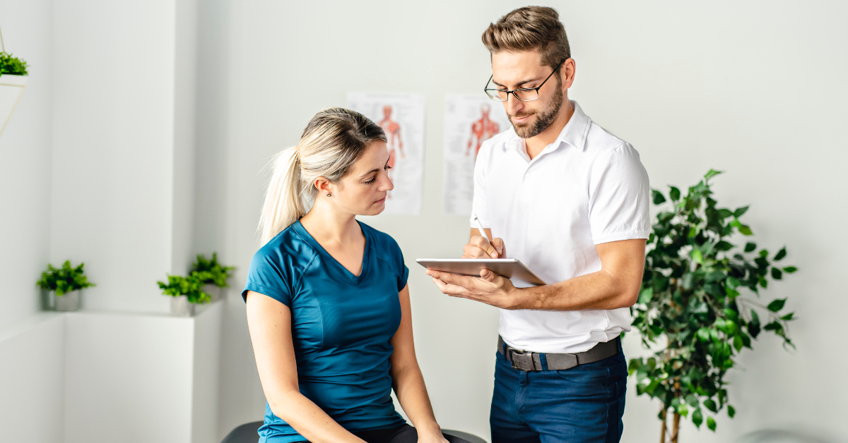 what does a chiropractor do BodyViva Chiropractor consultation