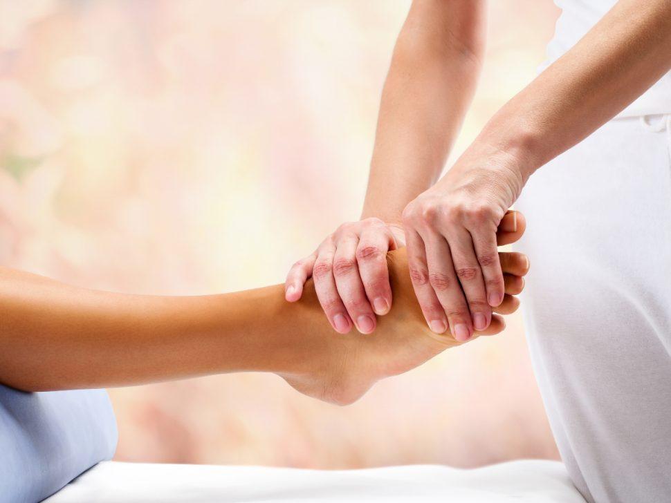 injured foot, BodyViva, podiatry